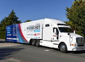 Asspro Truck : Branchet on the road - ASSPRO